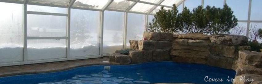 Indoor Outdoor Pool Enclosures